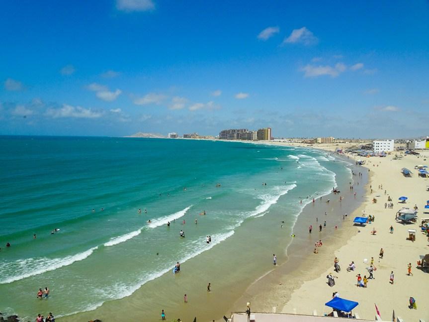 メキシコビーチ