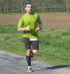 Here's me running really fast