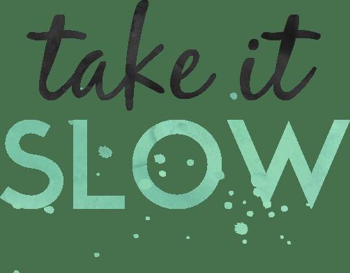 logo take it slow