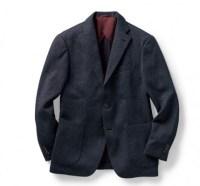 ビジネスマンにおすすめの、楽なジャケット