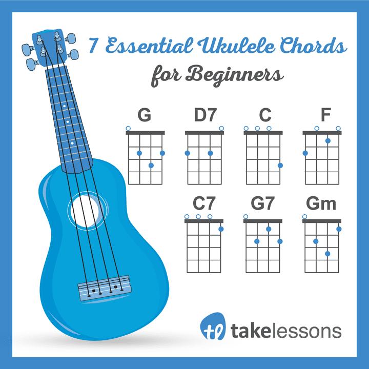 7 Essential Ukulele Chords for Beginners