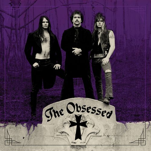 The Obsessed - The Obsessed (Reissue) (2017)