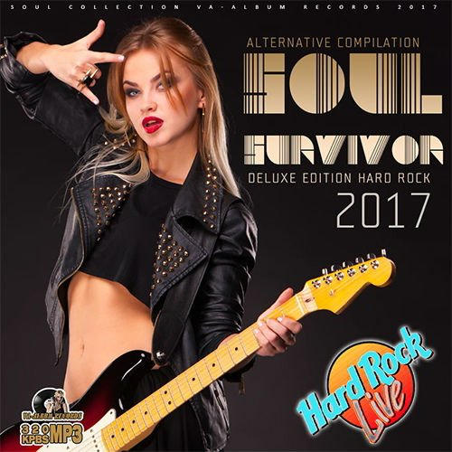 Various Artists - Soul Survivor Deluxe Ediition Hard Rock (2017)