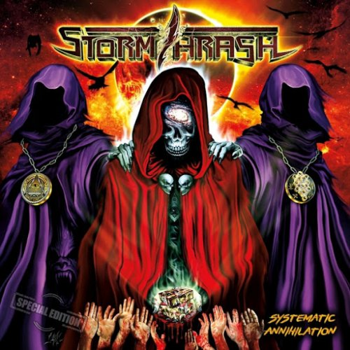 Stormthrash - Systematic Annihilation (Special Edition) (2018)