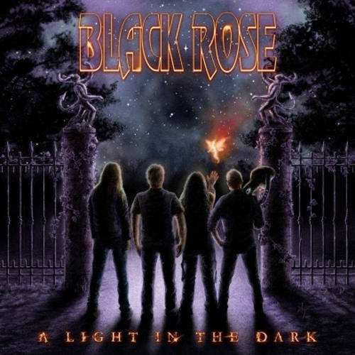 Black Rose - A Light In The Dark (2018)
