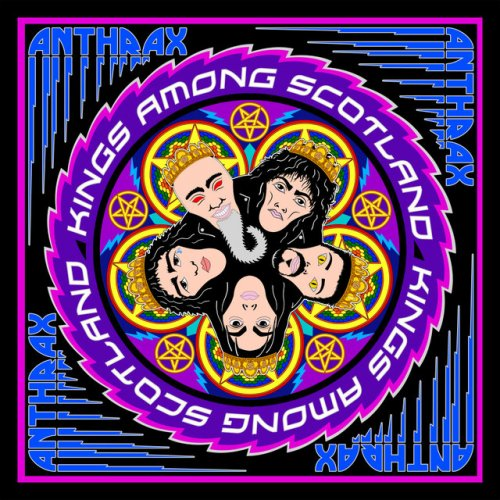 Anthrax - Kings Among Scotland (2CD) (2018)