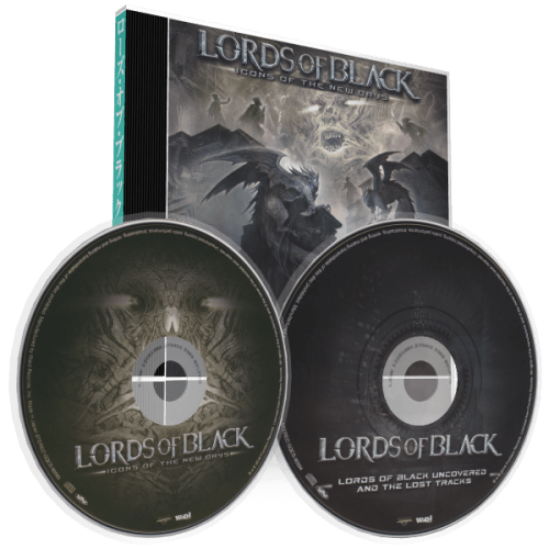 Lords of Black - Icons of the New Days (Japanese Edition) (2018)