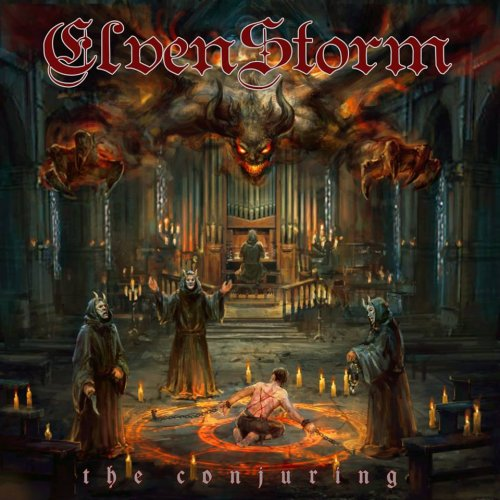 Elvenstorm - The Conjuring (2018)