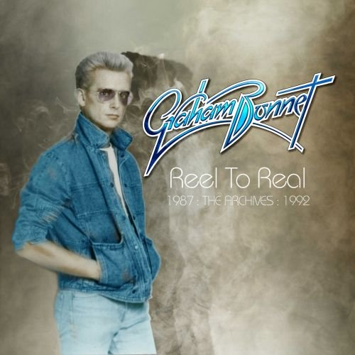 Graham Bonnet - Reel to Real: The Archives (3CD Remastered Box Set Edition 2018)