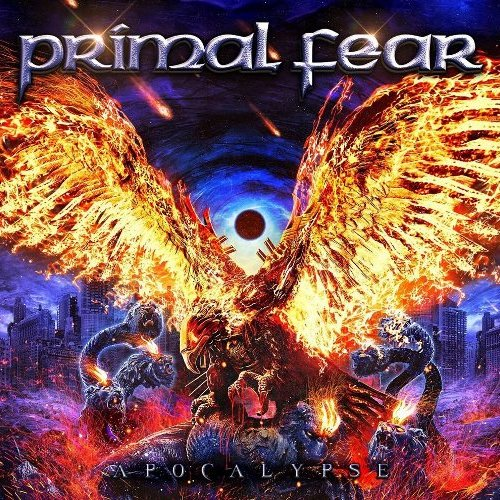 Primal Fear - Apocalypse (Japanese Edition) (2018)