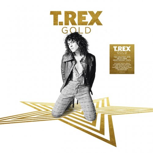 T.Rex - Gold (3CD) (2018)