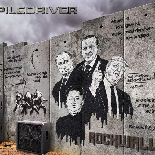 Piledriver - Rockwall (2018)