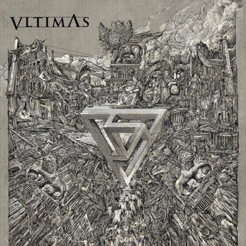 VLTIMAS - Something Wicked Marches In (2019)