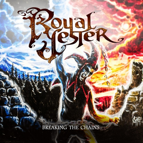 Royal Jester - Breaking the Chains (2018)