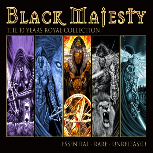 Black Majesty - The 10 Years Royal Collection (2018)
