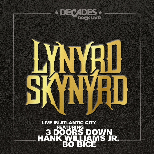 Lynyrd Skynyrd - Live in Atlantic City (2018)