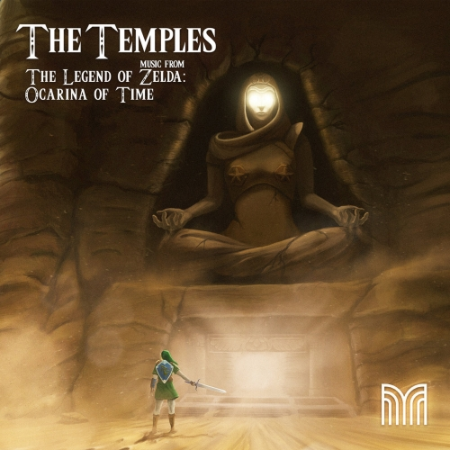 Ro Panuganti - The Temples (Music from The Legend of Zelda: Ocarina of Time) (2018)