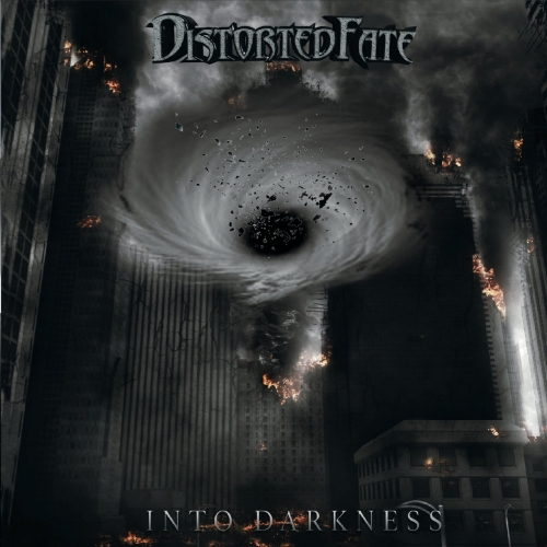 DistortedFate - Into Darkness (EP) (2018)