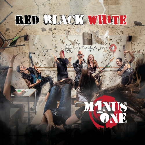 Minus One - Red Black White (2018)