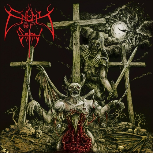 Enemy of Satan - Enemy of Satan (2018)