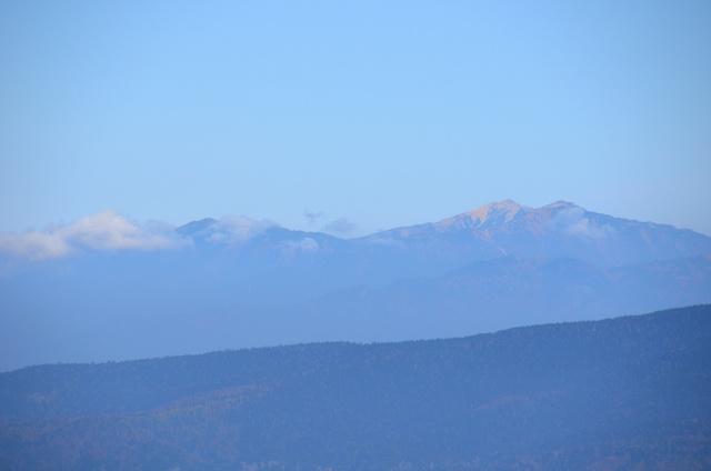 御嶽山 登山 小坂口 双六岳、三俣蓮華岳、薬師岳