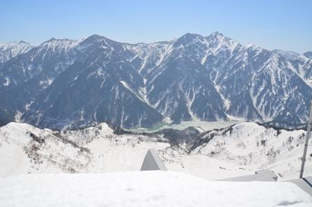 大観峰 立山ロープウェー