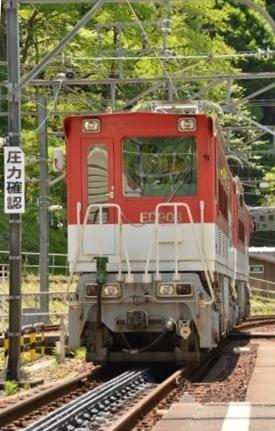 大井川鉄道 井川線 南アルプスあぷとライン