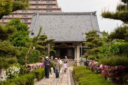 津島市 興禅寺