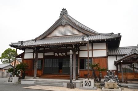 津島市 常楽禅寺