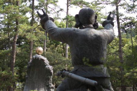 出雲大社 ヤマトタケルノミコト