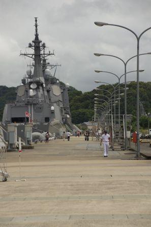 舞鶴 海上自衛隊