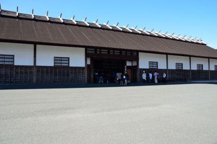 掛川花鳥園 入り口