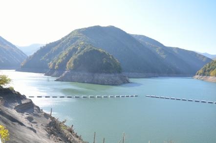 奈川渡ダム 梓川 東京電力