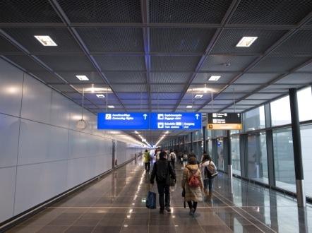 フランクフルト 空港 ターミナル1