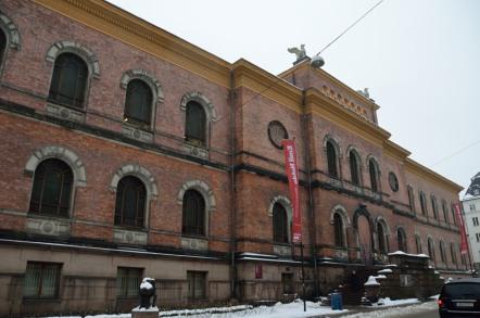 ノルウェー 国立博物館