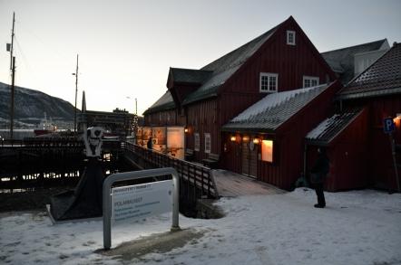 トロムソ 北極博物館