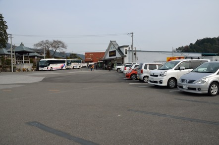 関ヶ原ウォーランド 駐車場