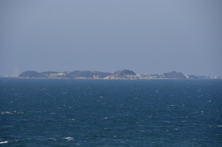 日間賀島 篠島