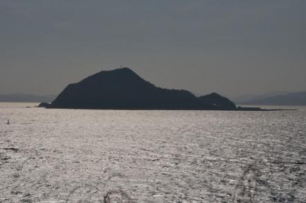 伊良湖岬 神島