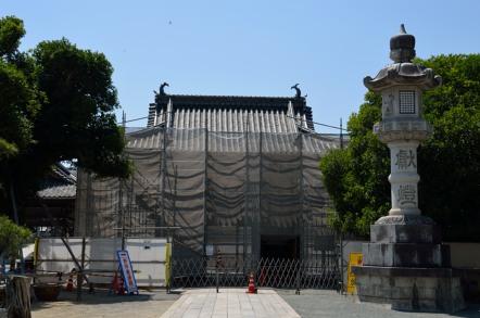 豊川稲荷 山門