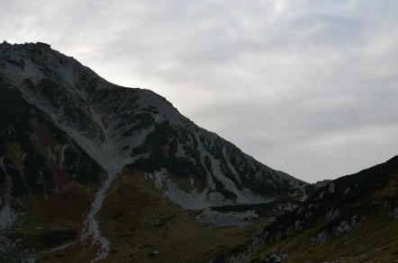 一の越山荘 雄山