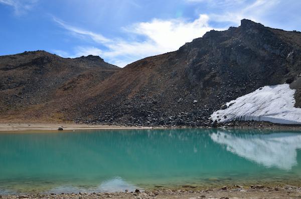 御嶽山 ニノ池 2013年9月28日