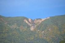 御嶽山 幻の巨大滝