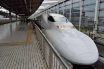 新幹線 京都駅