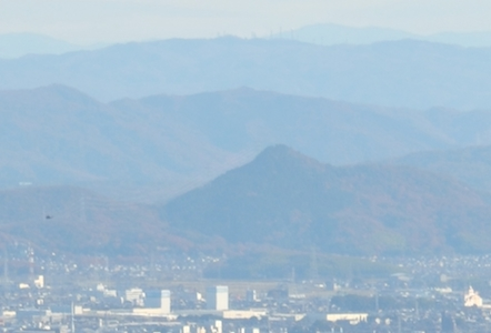 尾張富士 弥勒山 三国山