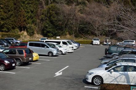 ポケットパーク駐車場