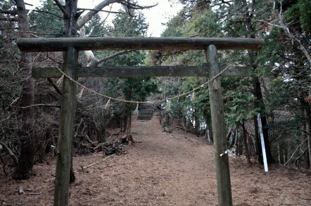 石津御岳 神社