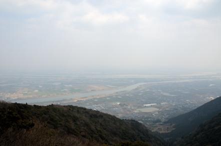 石津御岳 パラグライダー場