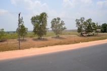 ミャンマー バゴー行き バス