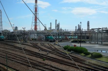 関西本線 貨物線